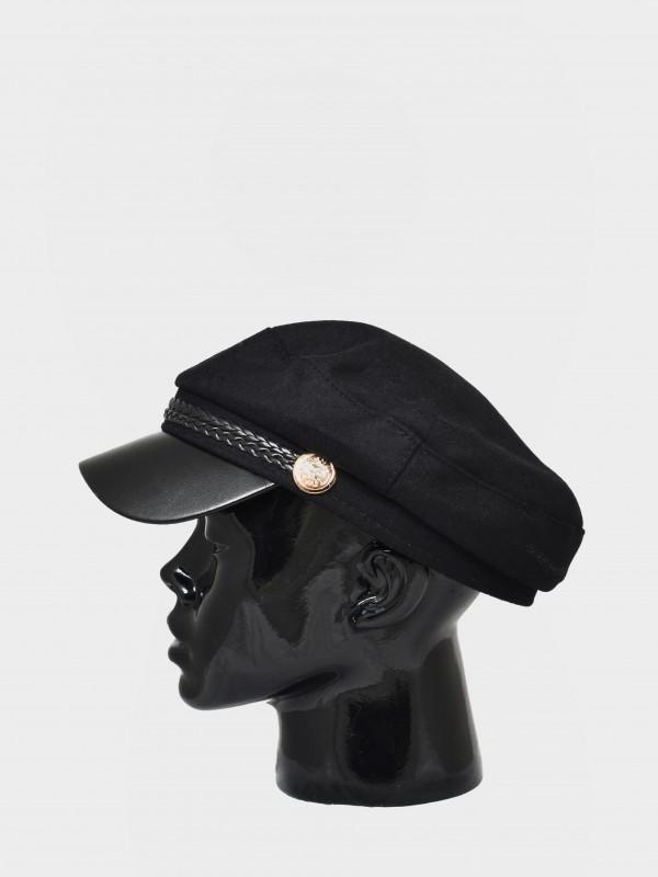 Елегантна зимна шапка