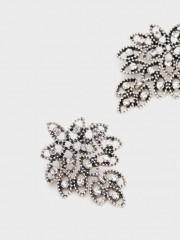 Crystals Earrings Елегантни обици с камъчета