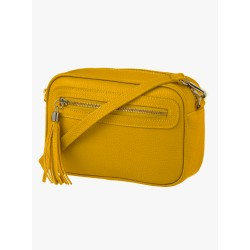 Small Leathet Bag 6211YEL
