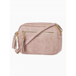 Small Suede Bag 6351P