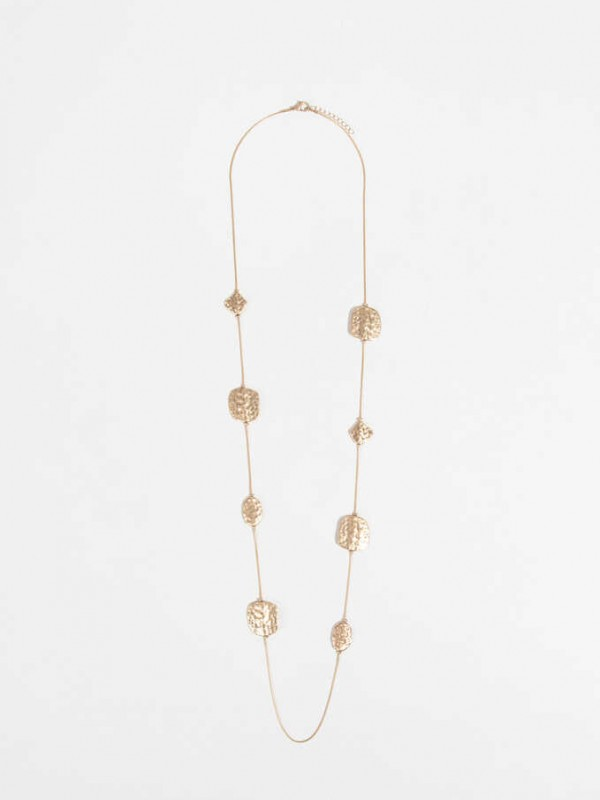 Golden Basics Long Necklace