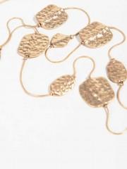 Golden Basics Long Necklace Дълго златисто колие