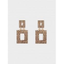 Crystals Earrings 164109_GDU