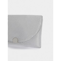 Mesh Party Clutch 1641881SVM