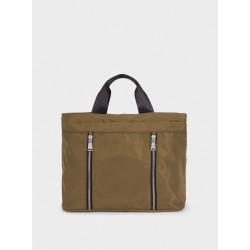 Nylon Tote Bag 175202_KKM