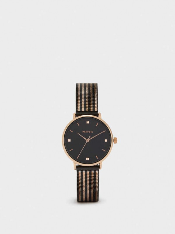 Watch With Interchangeable Straps