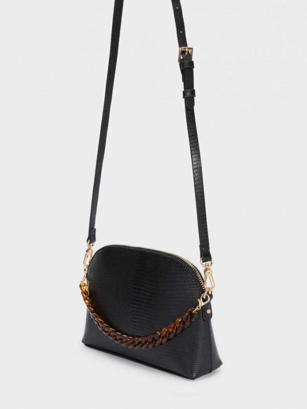 Twist Crossbody Bag
