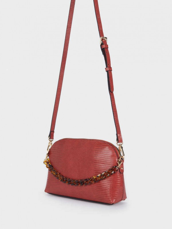 Twist Crossbody Bag
