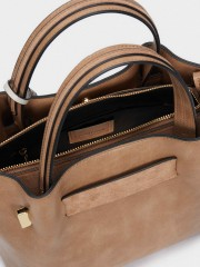 Mixie Tote Bag Елегантна чанта с дълга дръжка