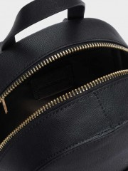 Mika Small Backpack Малка черна раница