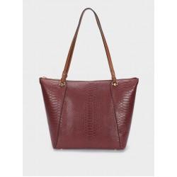 Snakey Shopper Bag 181949_WIL