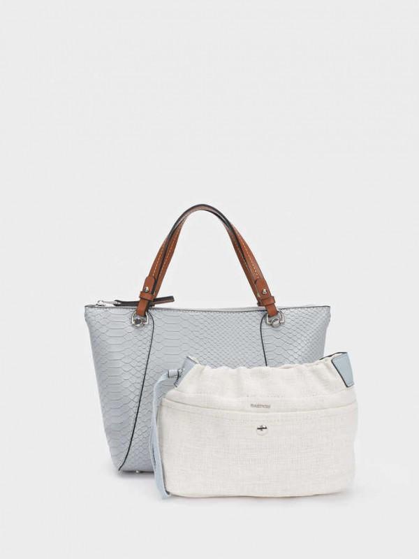 Snakey Tote Bag