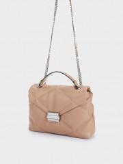 Charms 1 Crossbody Bag Малка чанта с метална дръжка