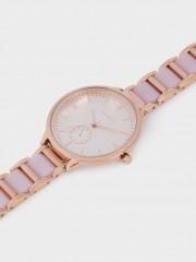 Watch With Matching Wristband