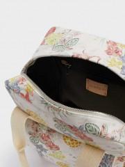 Victoria Backpack Раница с флорален принт