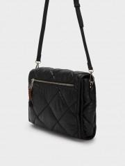 Nate Crossbody Bag Текстилна малка чанта