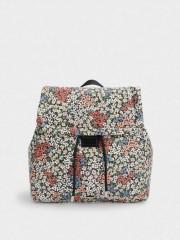 Lane Print Backpack Раница с флорален принт