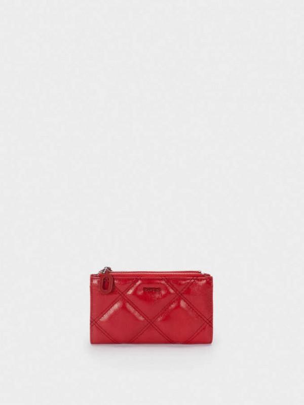 Aurora Red Wallet