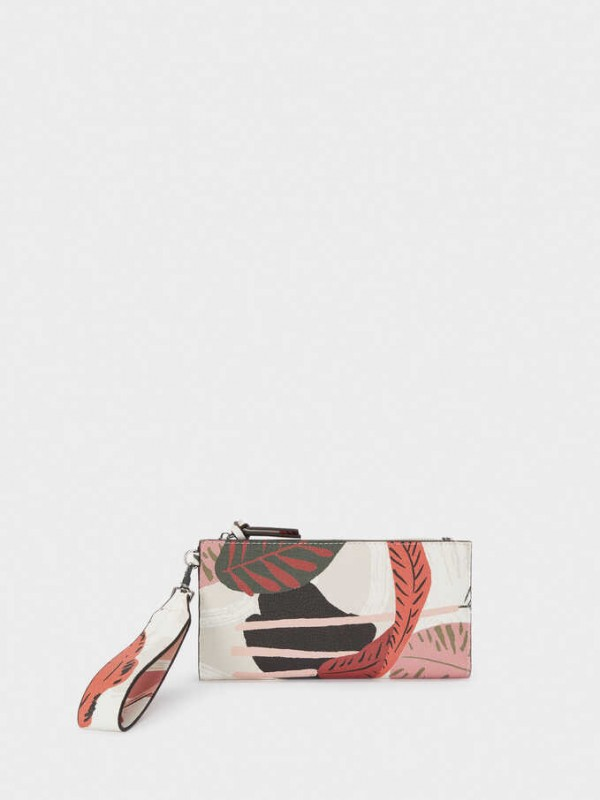Aurora Printed Wallet