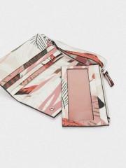 Aurora Printed Wallet Портфейл с принт и отделящ се кардхолдер
