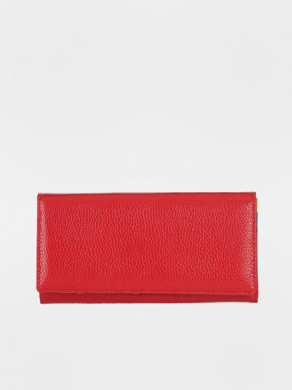 Leather Wallet L