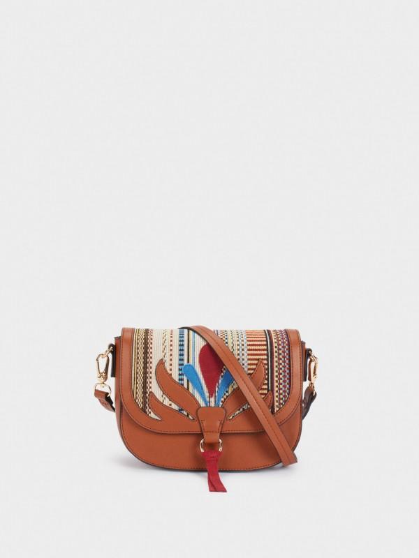 Lotus Cross Bag