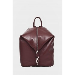 Leather Backpack 4040WINE