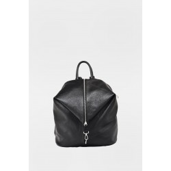 Leather Backpack 4040BL