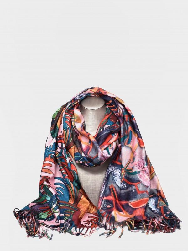 Двулицев шал