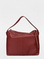 Leather Handbag Кожена чанта в червено