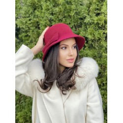 Елегантна зимна шапка Ht1