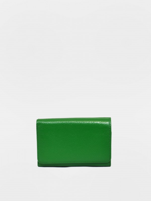 Leather Wallet M