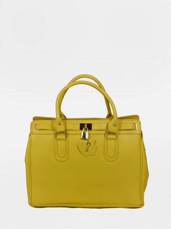 Stella Leather Handbag